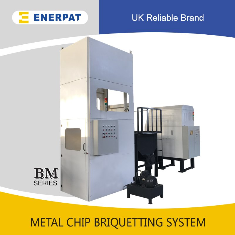 Automatic Metal Briquetting Press System