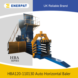 Fully Automatic Horizontal Baler HBA120-110130