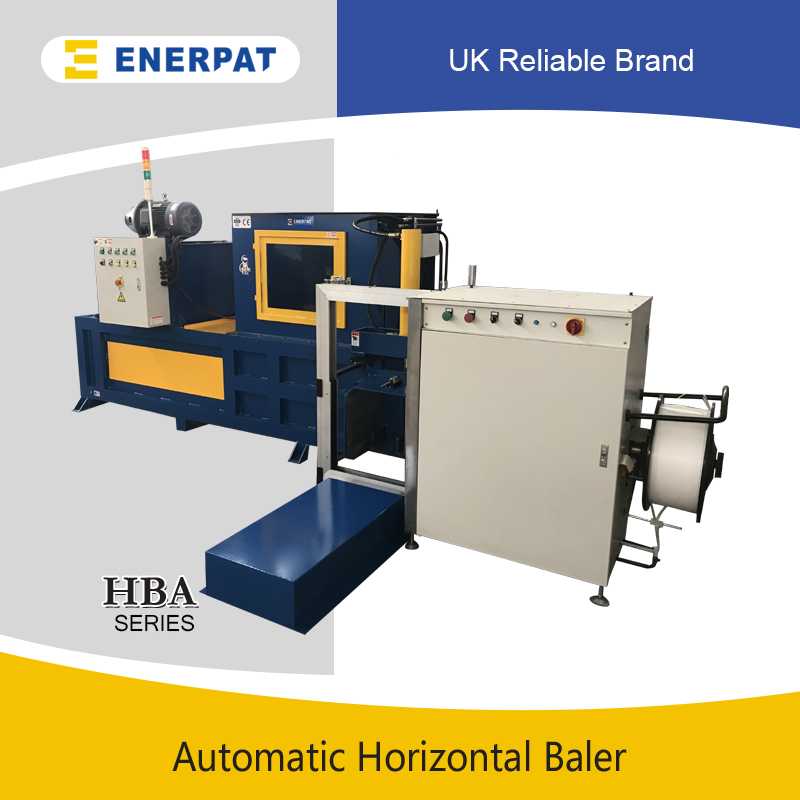Fully Automatic Horizontal Baler HBA20-4545