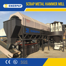 Scrap Aluminum Recycling Plant