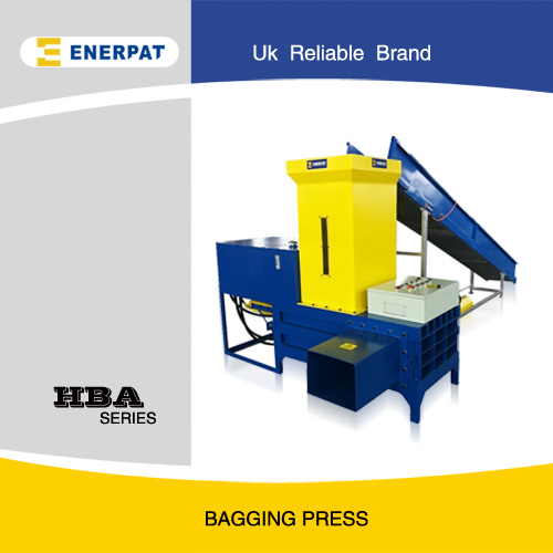 Bagging Baler Machine For wiper rag