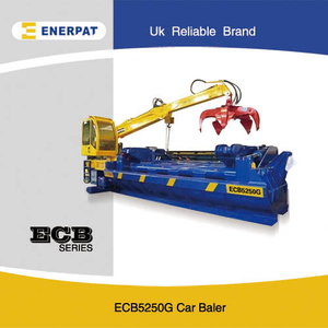 Vertical Scrap Metal Baler