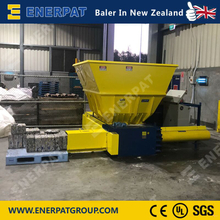 High Quality Economic Aluminum cans Scrap Metal Baler Machine for Sale