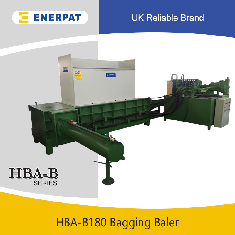 Bagging Baler Machine for Silage Straw