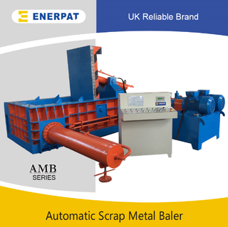 Automatic Waste Metal Baler (4.5-6.0t/h)