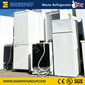 Refrigerator Two Shaft Shredder