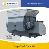Single Shaft Shredder(MSA-TW) (1.5-12.0T/H)