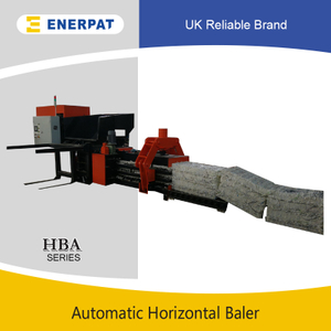 Fully Automatic Horizontal Baler HBA20-5050