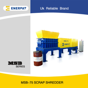 Two Shafts Waste Shredder (MSB-74)