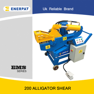 Mobile Alligator Shear