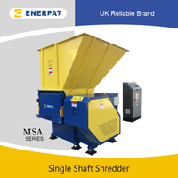 Quality Single Shaft Shredder(MSA-F) (0.3-5.0T/H)