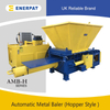 High Quality Economic Aluminum Chips Scrap Metal Baler Machine for Sale