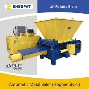 Commercial High Quality Aluminum Chips Scrap Metal Baler Machine Manufacturer