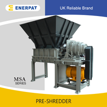 High Efficiency Single Shaft Pre-Shredder