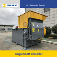 Economic Single Shaft Shredder Manufacturer for Pulper Waste Chord