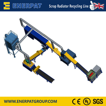 Waste Radiator Recycling Production Line