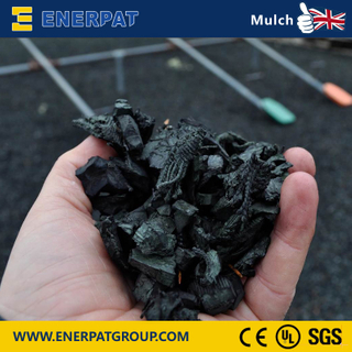 Waste Tyre Recycling Plant-Mulch Plant(10-20mm)
