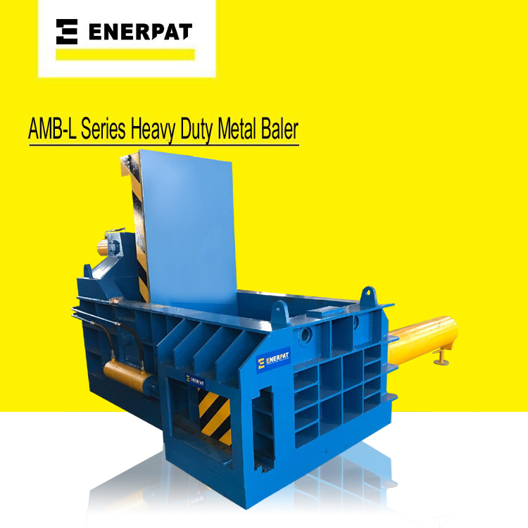 Automatic Waste Metal Baler (AMB-L1812)