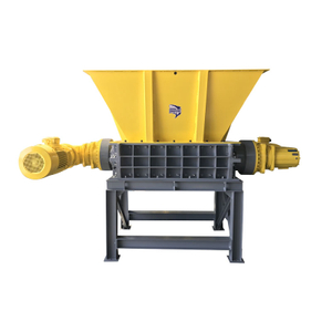 Industrial Two Shaft Shredder for Aluminum Profile