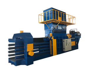 Fully Automatic Horizontal Corrugated Paper baler